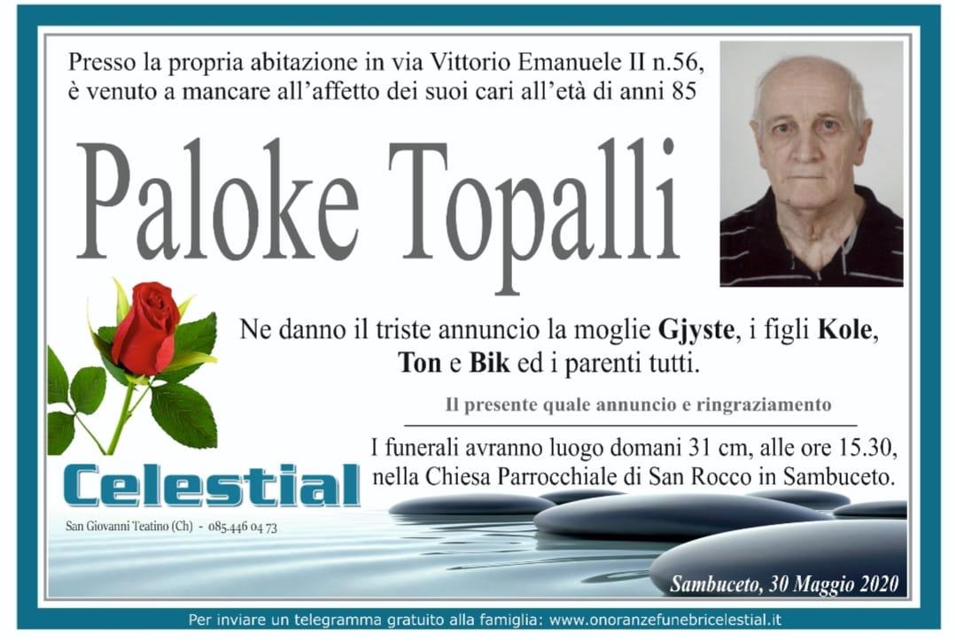 Paloke Topalli