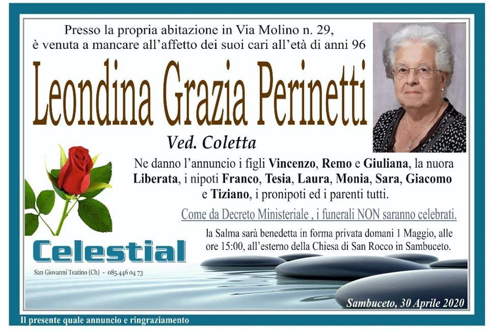 Leondina Grazia Perinetti