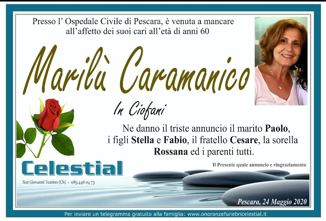 Marilù Caramanico