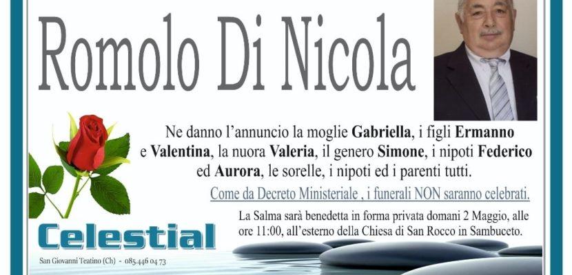 Romolo de Nicola