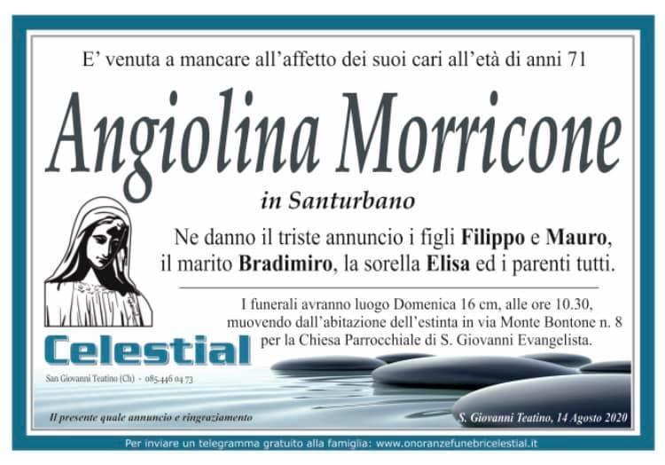 Angiolina Morricone