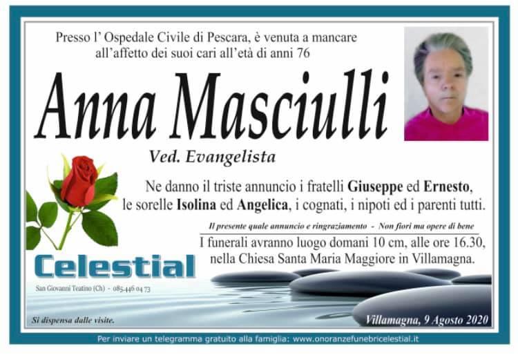 Anna Masciulli