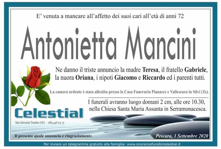 Antonietta Mancini