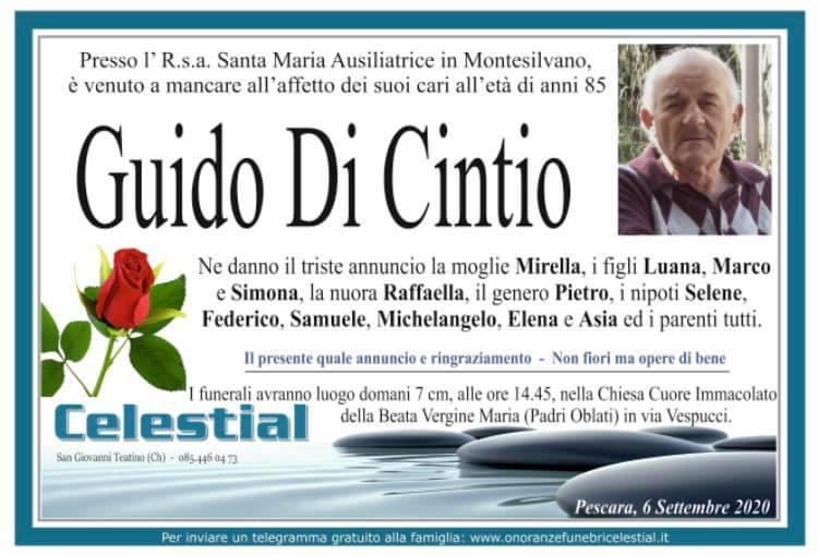 Guido Di Cintio