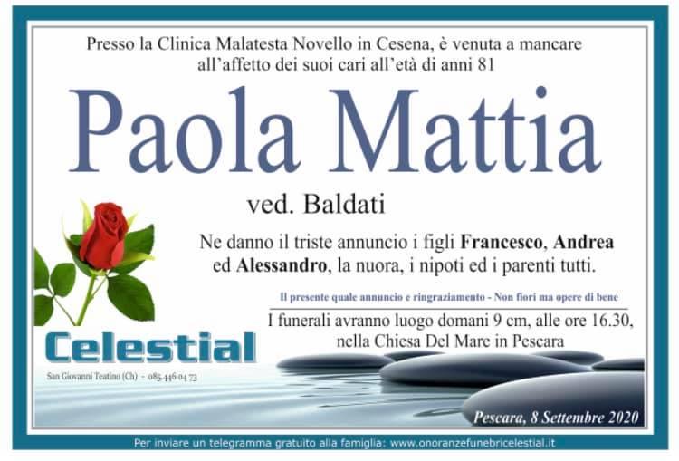 Paola Mattia