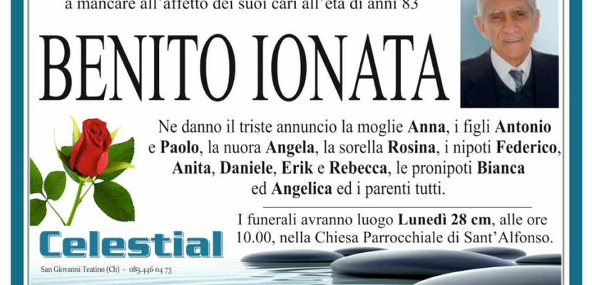 Benito Ionata