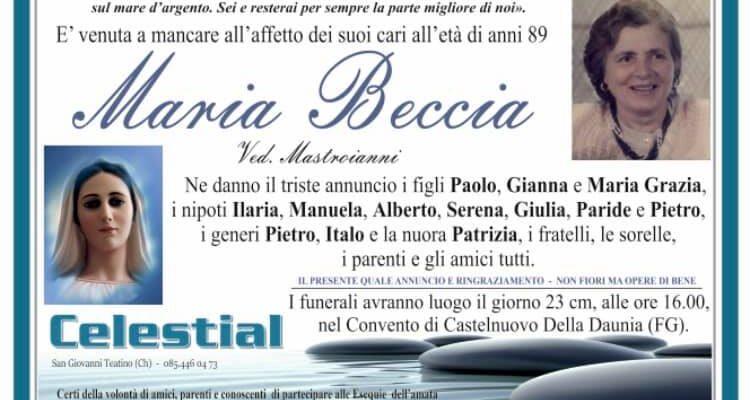 Maria Beccia