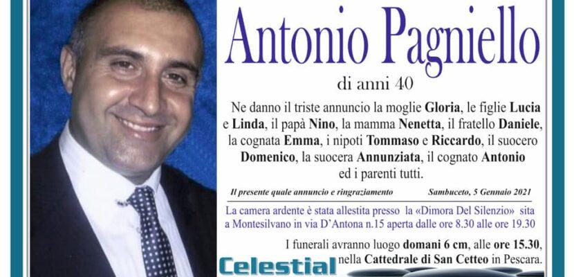 Antonio Pagniello