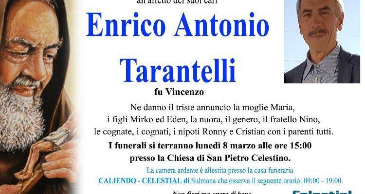 Tarantelli Enrico