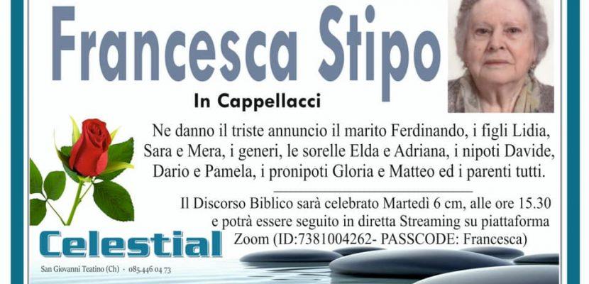 Francesca Stipo