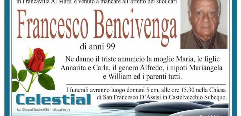 Francesco Bencivenga