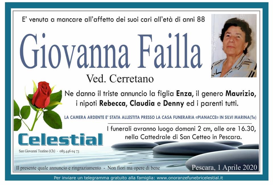 Giovanna Failla