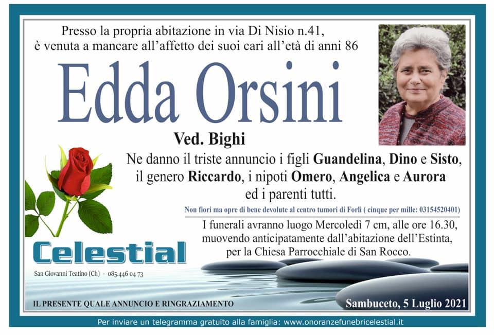 Edda Orsini