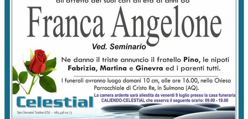 Franca Angelone