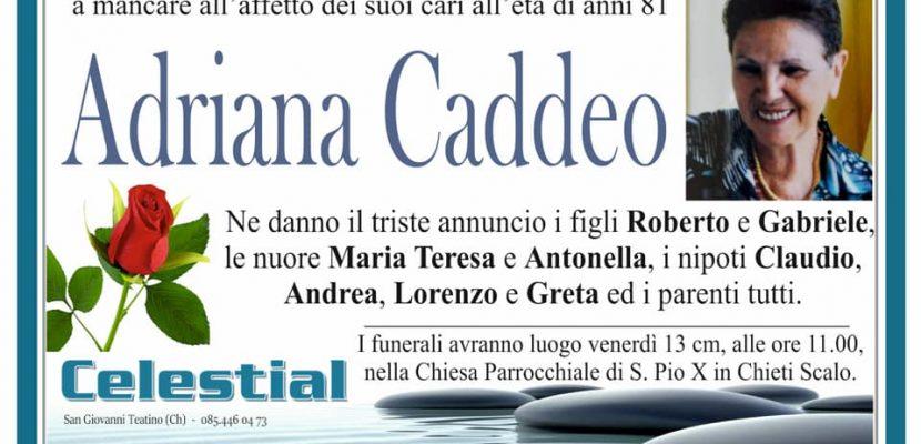 Adriana Caddeo