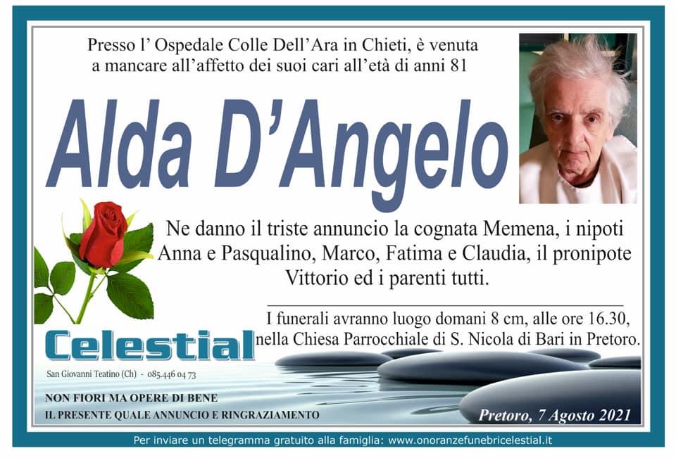 Alda D'Angelo