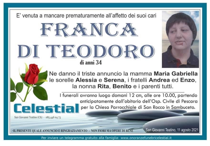 Franca Di Teodoro