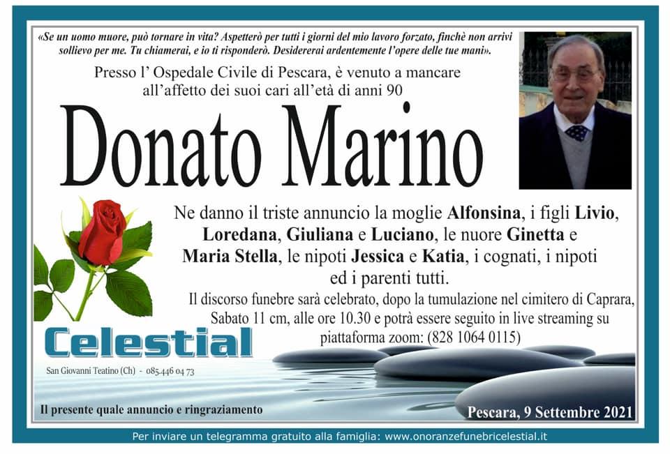 Donato Marino