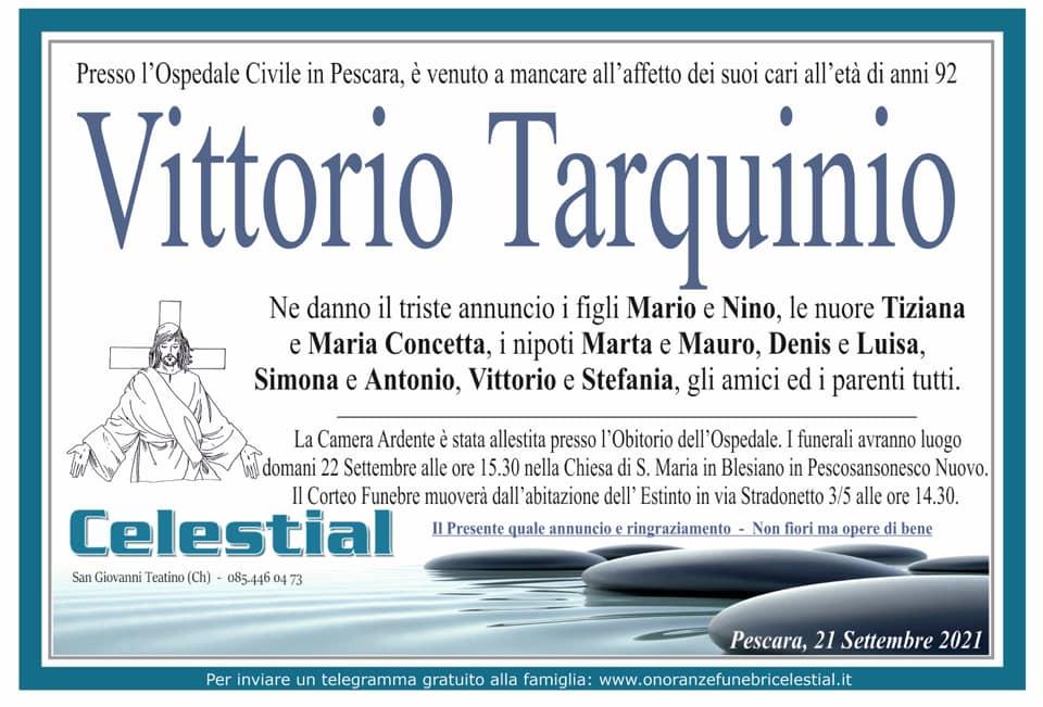 Vittorio Tarquinio
