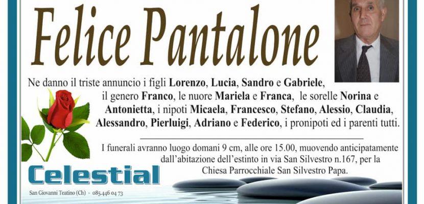 Felice Pantalone