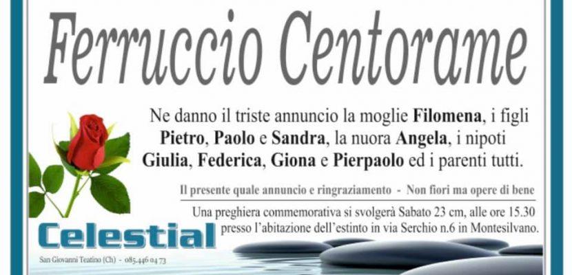 Ferruccio Centorame
