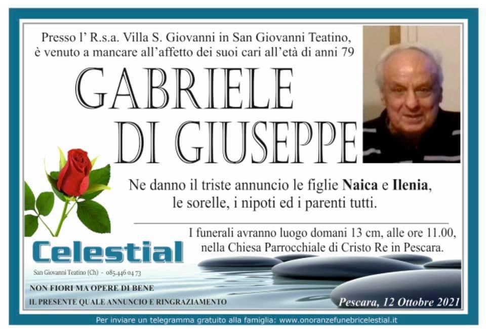 Gabriele Di Giuseppe