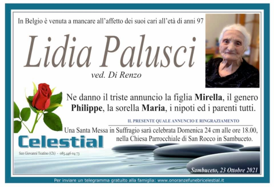 Lidia Palusci