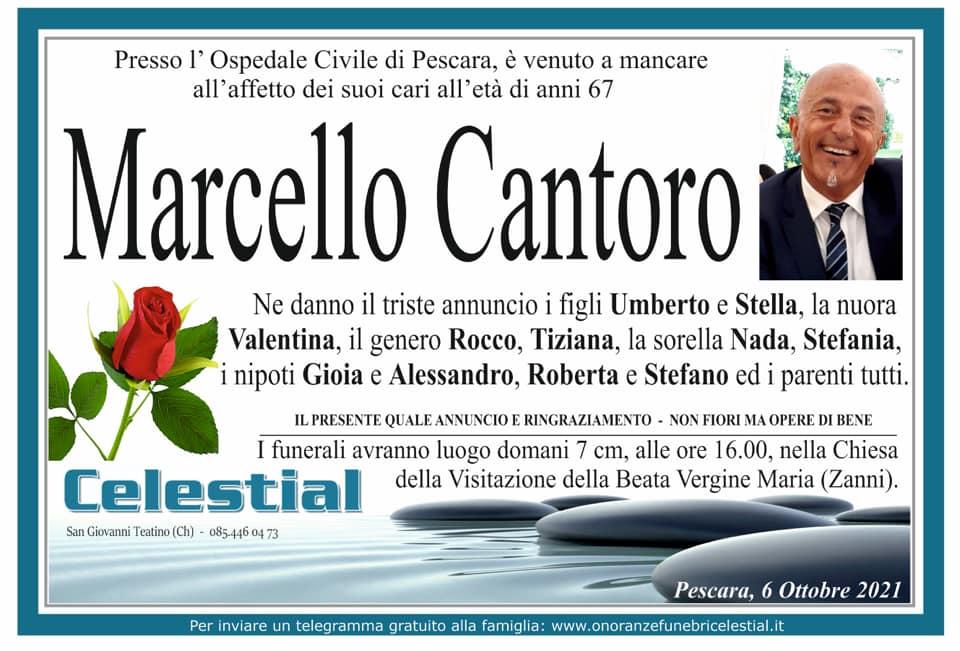 Marcello Cantoro