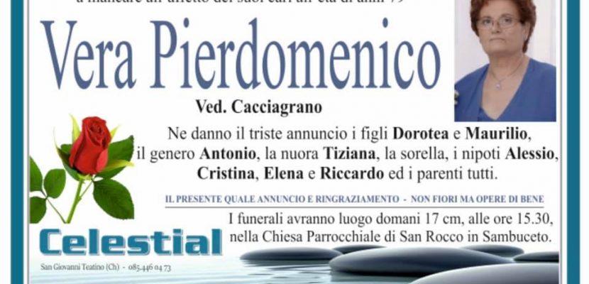 Vera Pierdomenico
